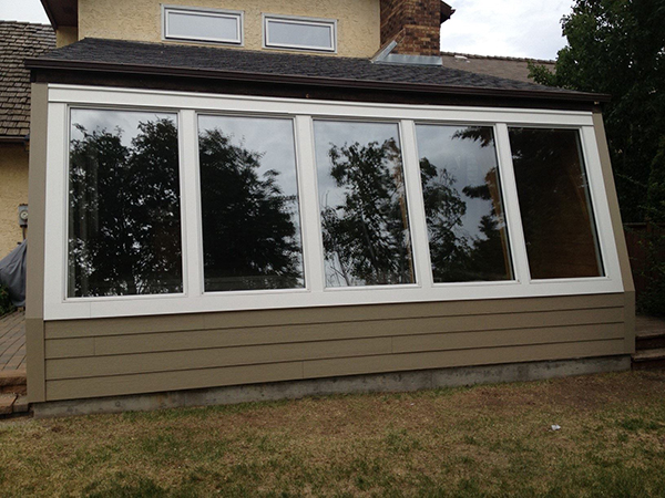 lifetime warranty windows pvc exterior